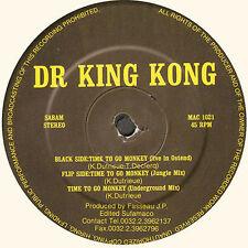 DR. KINGKONG - Time To Go Monkey - Mackenzie