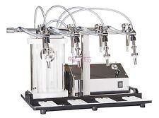 Enolmaster riempitrice semiautomatica 4 beccucci acciaio inox per vino