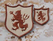 DEVGRU Lion Patch Set AOR1 NSWDG SEAL Team 6 Zero Dark Thirty No Easy Day MOH