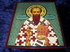 ORTHODOX RUSSIAN  ICON  ST BASIL THE GREAT