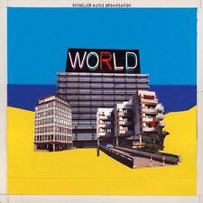 SCHNELLER AUTOS ORGANISATION World LP (2003 PolPop) neu!