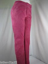 Women's Chadwick's Pink Leather Pants Size 2P NWT