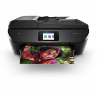 HP ENVY Photo 7855 All-in-One Printer w/ Wireless direct printing (Refurbished)