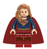 █ Buy 2 Get 1 Free █ Supergirl Superman Custom Mini Figure Minifigs X0179 759