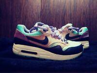 Nike Air Max 1 ND Have A Nike Day Purple BQ8929-500 US Size 4.5 y youth kid Gym
