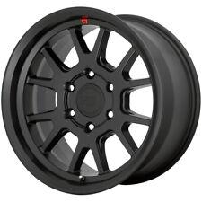1 17X7  40 MM MOTEGI RACING MR116 BLACK WHEEL//RIM 17INCHMR11677031740