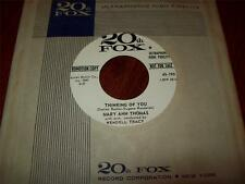 """Mary Ann Thomas ~""""Thinking Of You & On A Hilltop"""" ~Promo Not For Sale 20th Fox45"""
