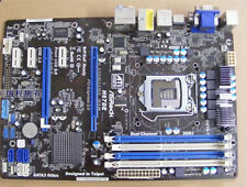 1PC Used ASRock H67DE LGA1155 interface supports I3 I5 fully integrated motherbo