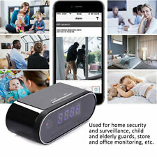1080P HD Wifi IP DVR Motion Spy Detection Camera Hidden Cam Video Recorder