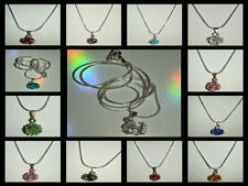 Handmade Mixed Metals Fashion Necklaces & Pendants
