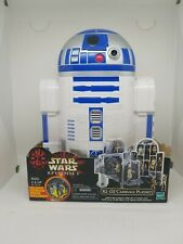 Hasbro STAR WARS EPISODE I R2-D2 CARRYALL PLAYSET CASE EXCLUSIVE DESTROYER DROID