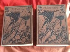 GEOGRAPHIE UNIVERSELLE QUILLET - PHYSIQUE / ECONOMIQUE / HUMAINE - 1933
