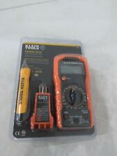 Klein Tools 69149 Electrical 3 Piece Multimeter Test Kit