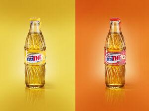 Duncan 'Im Glas 24 Trinkflasche Zitronen Geschmack