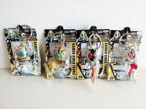 Masked Rider Kamen Fourze Twin Key Holder All 4 Types Complete Set Japan F/S