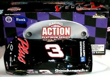 1997 Action Platinum Bank #3 Dale Earnhardt Sr. GM Goodwrench Plus 1/24 RARE HTF