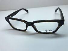 102ae8a43d8 Ray Ban Rx Eyeglasses 5280 Dark Havana 2012 Frames 51 16 135