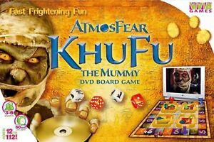 Atmosfear Khufu The Mummy DVD Game