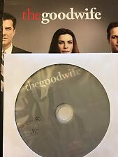The Good Wife - Season 2, Disc 3 REPLACEMENT DISC (not full season)