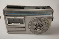 Magnavox D7120 Portable AM/FM Cassette Player (P2L) Boombox Ghetto Blaster