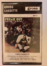DOUG CLARK & THE HOT NUTS - FREAK OUT - ADULT COMEDY Audio Cassette