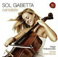 "SOL GABETTA ""CANTABILE"" CD NEU"