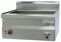 Modular Elektro Bainmarie Warmwasserbad Speisenwärmer 600x600x280mm Gastlando