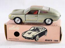 Solido n° 124 Fiat Abarth 1000 en boîte 1/43