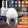 1080P HD IP Security Camera WIFI Smart Night Vision Wireless Waterproof Outdoor