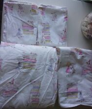 Pre-owned Pottery Barn Kids Princess & the Pea Full Sheet Set