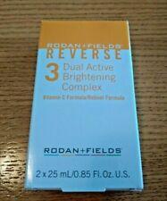 Rodan + Fields Dual Active Brightening Complex REVERSE Vitamin C Retinol Step 3