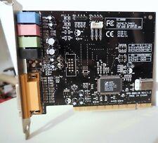 Asus CMI8738/C3DX PCI Audio Device Linux