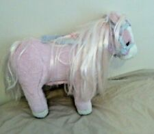 Zapf Creations Plush Pink Pony - Makes Galloping Noise