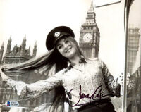 JANE SEYMOUR SIGNED AUTOGRAPHED 8x10 PHOTO YOUNG PRETTY SEXY RARE BECKETT BAS
