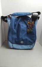 Excellent Crumpler Dr. Strong-Tron Padded Configurable Book Computer Bag Blue