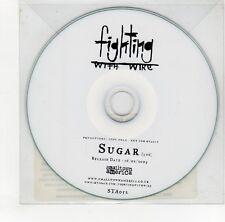 (GO151) Fighting With Wire, Sugar - 2009 DJ CD