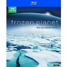 Frozen Planet The Complete Series 4 Discs 2011 Blu Ray