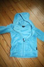Sweats et vestes à capuche bleu 3 ans pour garçon de 2 à 16