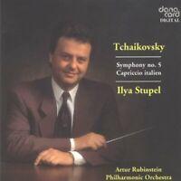 Symphony No. 5/Capriccio Italien [CD]
