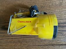 Shell Gas Station Collectible Flashlight - 80's - NOS