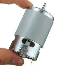 RS-550 6-14.4V motor eléctrico para diversos Destornillador Inalámbrico Makita taladro