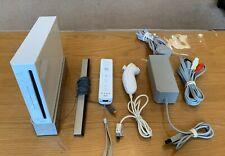 Nintendo Wii Console Complete Bundle Bundle