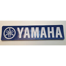 "New Yamaha 10"" X 2.4"" Pro Stock Sew-On Patch MX-Motocross-Offroad-ATV-Snowmobile"