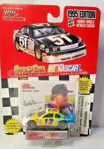 1995 Racing Champions #12 Derrike Cope Mane n' Tail Ford Thunderbird 1/64 Scale
