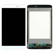 LG G PAD 8.3 V500 LCD SCREEN DISPLAY ASSEMBLY TOUCH - WHITE