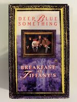 Deep Blue Something Breakfast At Tiffany's (Cassette) Single