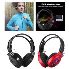 Auriculares Inalámbricos Bluetooth  5.0 con Micrófono TF Tarjeta FM Deportivos