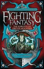 The Warlock of Firetop Mountain by Steve Jackson, Ian Livingstone (Paperback, 20