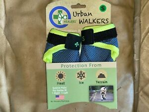 Urban Walkers Foot Protection for Dogs, Size Small for Pugs, Terriers, USA