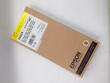Genuine EPSON SureColor T-Series UltraChrome XD- Yellow 110ML ink T692400